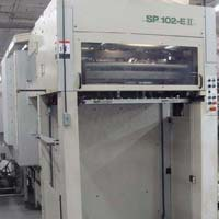 Used Heidelberg CD 102 S LX  , SM 102 V Sheet Fed Offset