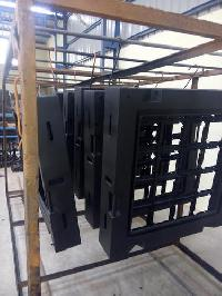 Powder Coating Machine