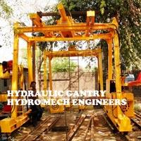 Hydraulic Gantry System