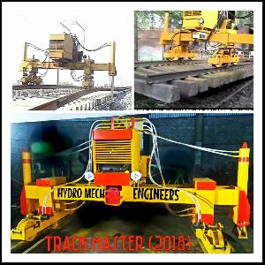 (TRACK MASTER)Hydraulic Track Slewing Machine