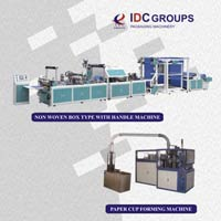Paper Cup Making Machine, Nonwoven Bag Machine, Rice Bags