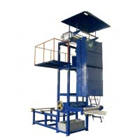 Evaporative Cooling Pad Making Machine