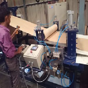 Paper Sheet Cutting Section