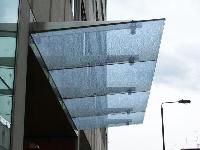 Architectural Glass Canopies