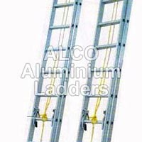 Aluminium Single Wall Extension Ladder