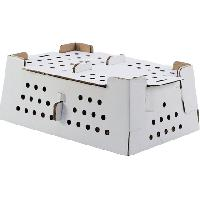 Corrugated Chick Packaging Boxes