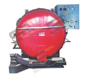 Tyre Curing Electric Chamber
