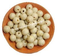 Opaque Round Glass Beads