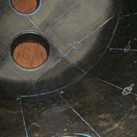 Tank Lining Rubber Sheet