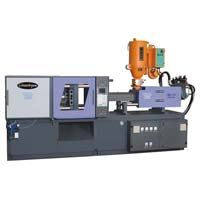 Horizontal Toggle Type Plastic Injection Moulding Machine