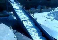 Raw Cotton Belt Conveyor System
