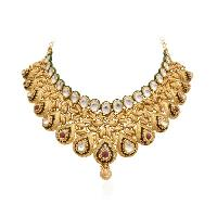 Indian Antique Gold Jewellery