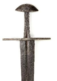 MEDIEVAL CRUSADER KNIGHTLY SWORD