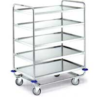 Food Trolley Manufacturers Suppliers Amp Exporters In India