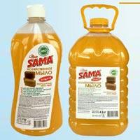 SAMA Laundry Liquid Soap