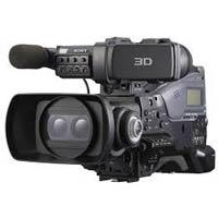 3d Professional Video Camera