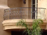 Decorative Boundry Rails