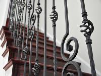 Wrought Iron Balusters Panels