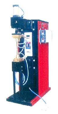 Pneumatic Operated Press Weld Type Spot Welding Machine