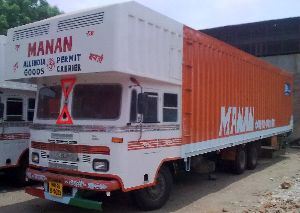 Truck Body Fabrication Services