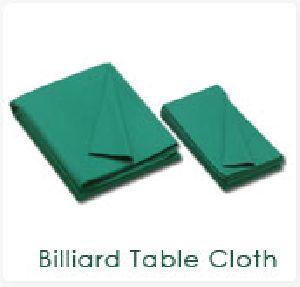Billiards Table Cloth