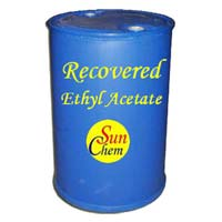 Recovered Ethyl Acetate Solvent