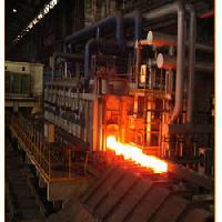 batch forging furnace