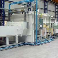 Continuous Heat Treatment Furnace