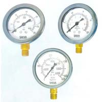 Glycerine gauge