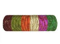 Colourful Metal Bangles
