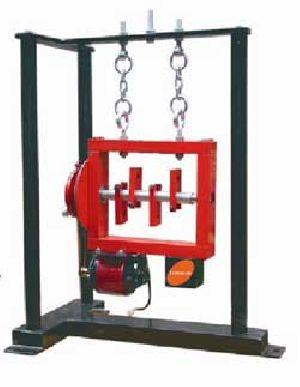 Static & Dynamic Balancing Apparatus