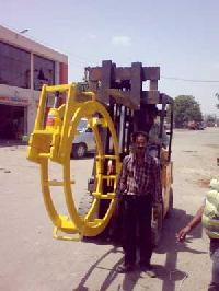 Hydraulic External Clamp