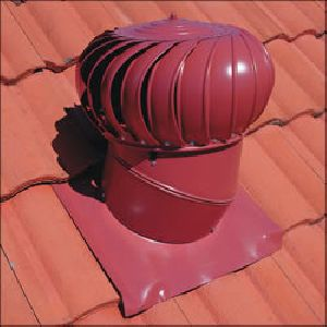 rotary roof ventilator