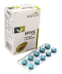Stivil Tablets (herbal Liver Stimulant)