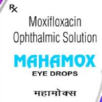 Mahamox Eye Drop