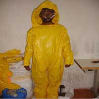 One Piece Safety Suit