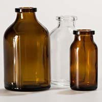 laboratory glass bottle