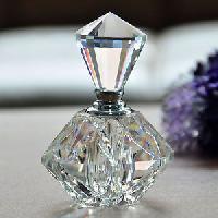 Crystal Perfume Bottles