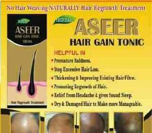 Aseer Hair Gain Tonic