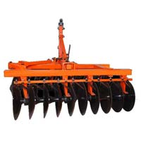 Compact Offset Disc Harrow