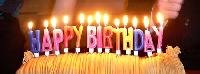 Birthday Votive Candles