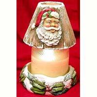 Santa Claus Votive Candles