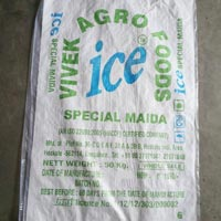 PP Woven Sacks With/Without Lamination