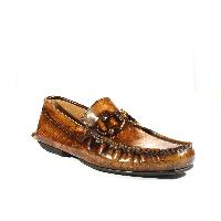 Moccasins Leather Men Shoes