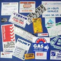 Industrial Stickers