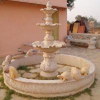 Sandstone Fountains