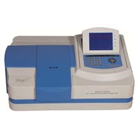 Double Beam Uv Spectrophotometer