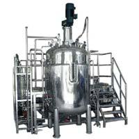 Fermentation Vessel