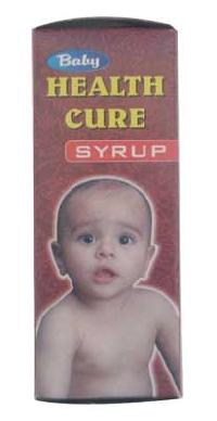 Baby Health Cure Syrup