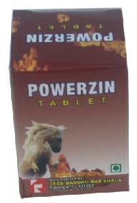 Powerzin Tablets